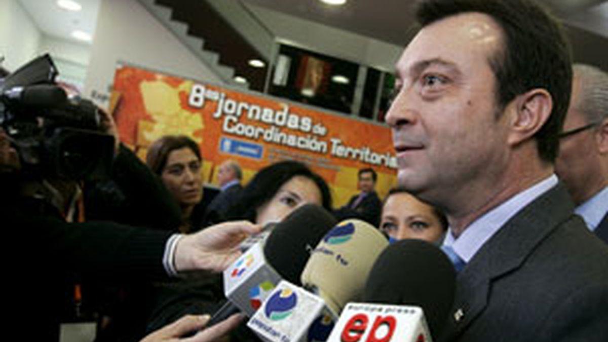 El vicealcalde ha afirmando que confía en la dirección nacional de su partido. Foto: EFE.