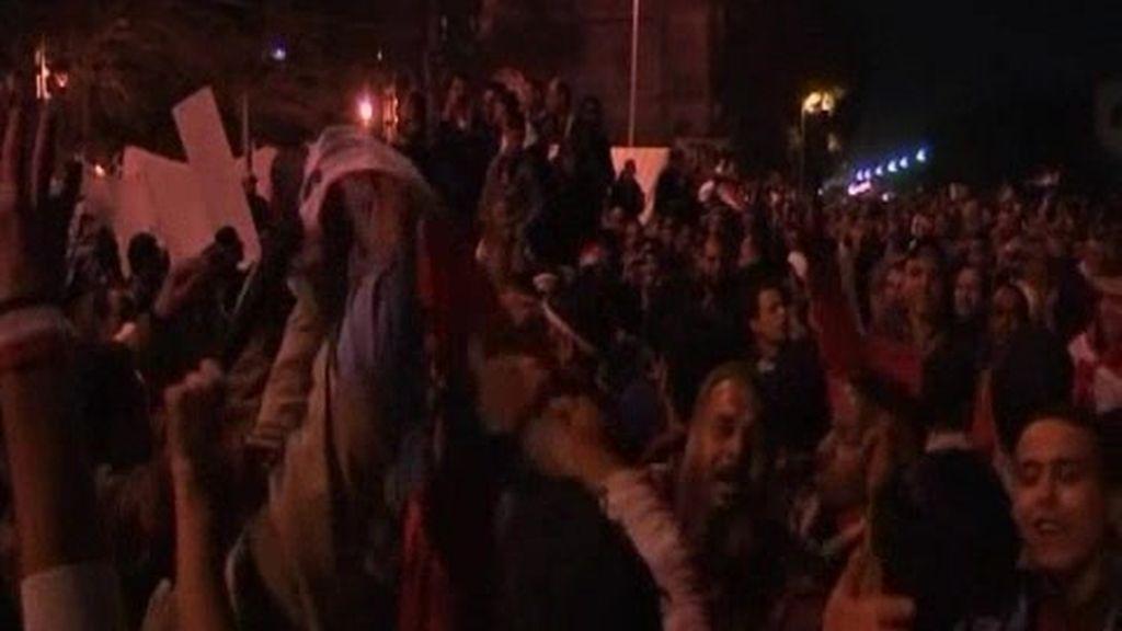 Mubarak vuelve a decepcionar a Egipto