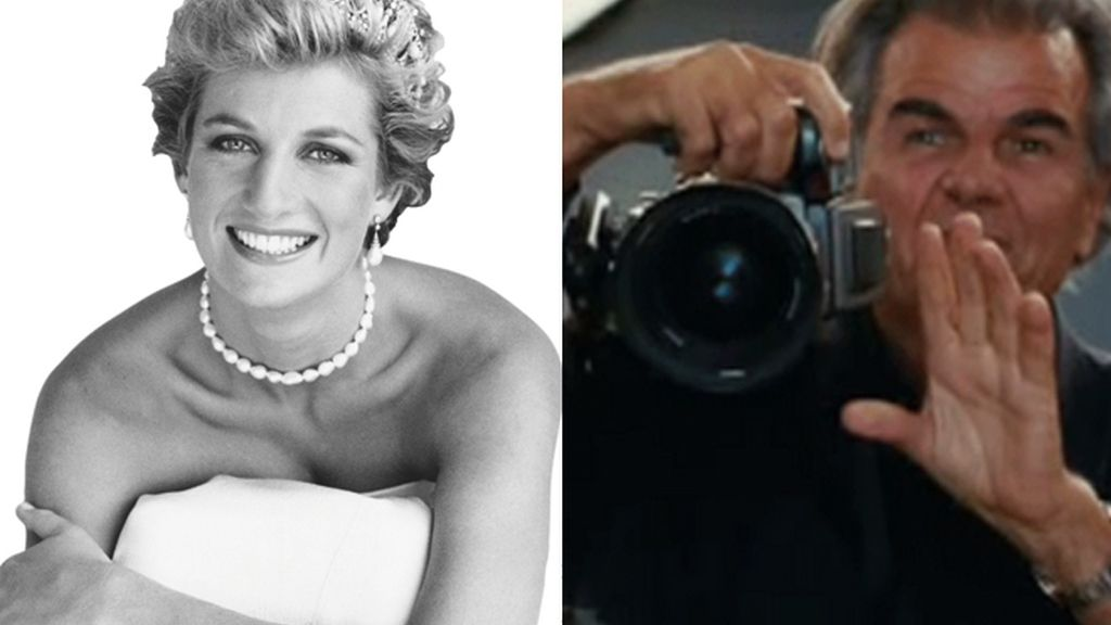 El fotógrafo de Diana será el de la boda de Charlene