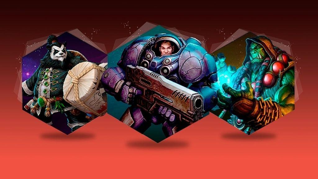 el nexo, Gamergy 2, Blizzard, heroes of the storm, starcraft, hearthstone