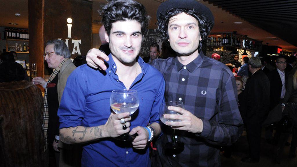 """Fidel Delgado y Dani Herbera, """"Los Wilds"""""""