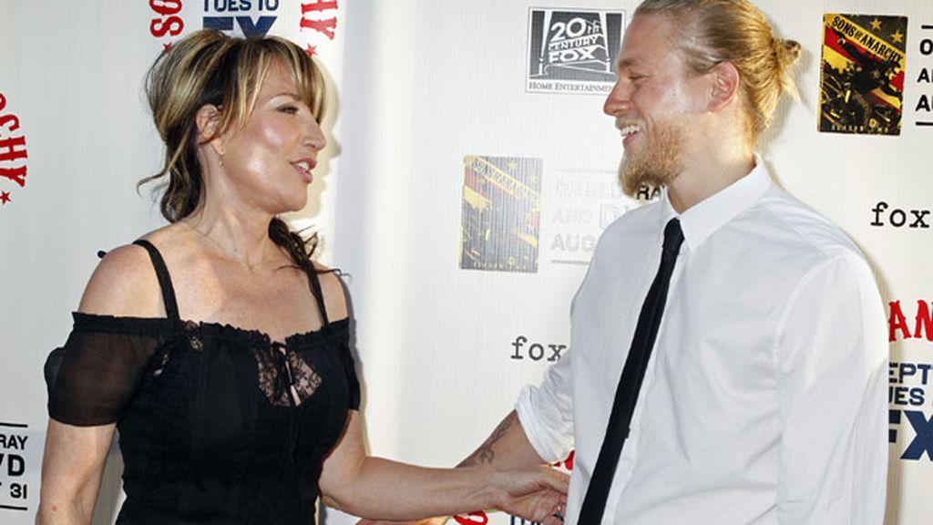 Charlie Hunnam no será Christian Grey