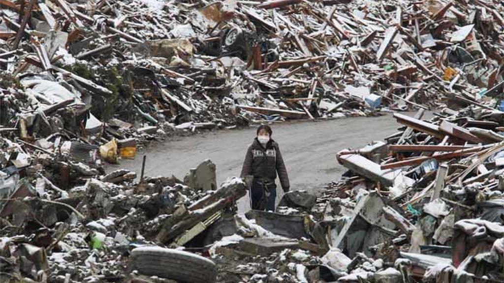 Soledad tras el terremoto