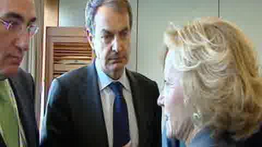 Zapatero y la reunión de los 37