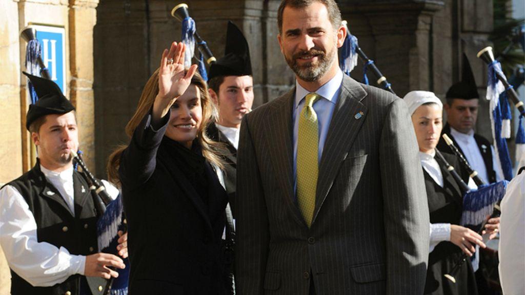 Los Premios Príncipe de Asturias cumplen 30 años