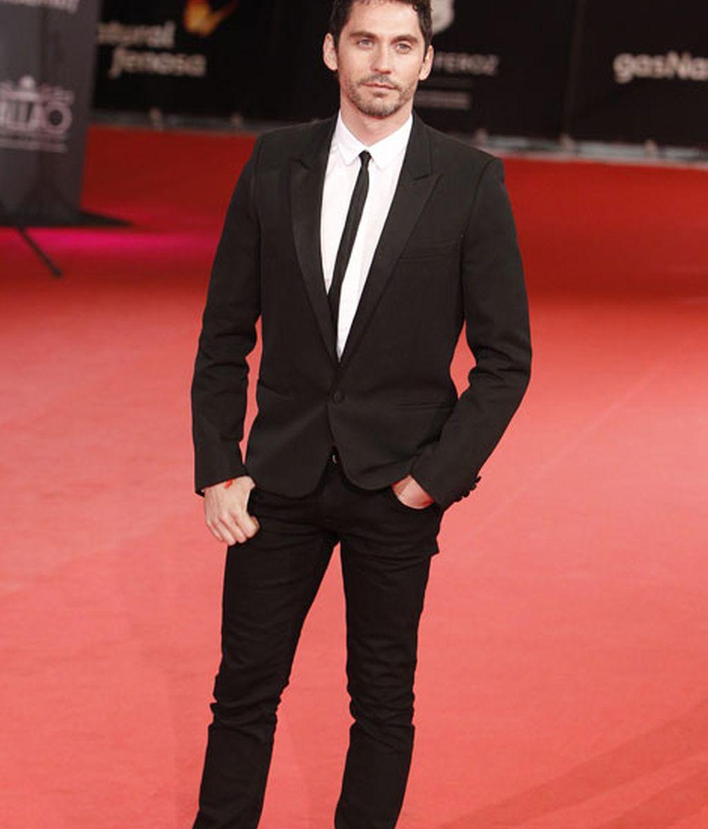 El actor Paco León en la alfombra roja