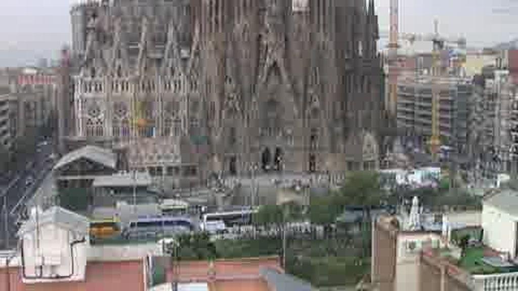 Restricciones en Barcelona por la visita de El Papa