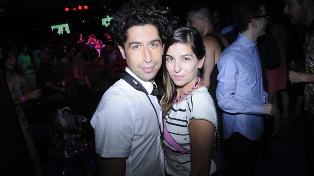 Pelayo Santos y Ana Varana, de Casioperras