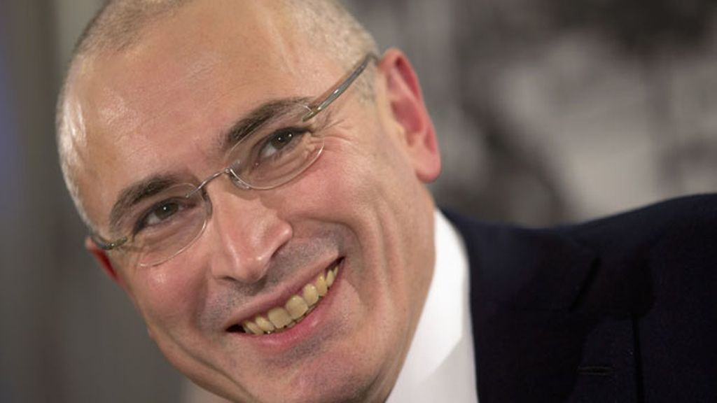 Jodorkovski renuncia públicamente a una carrera política en Rusia