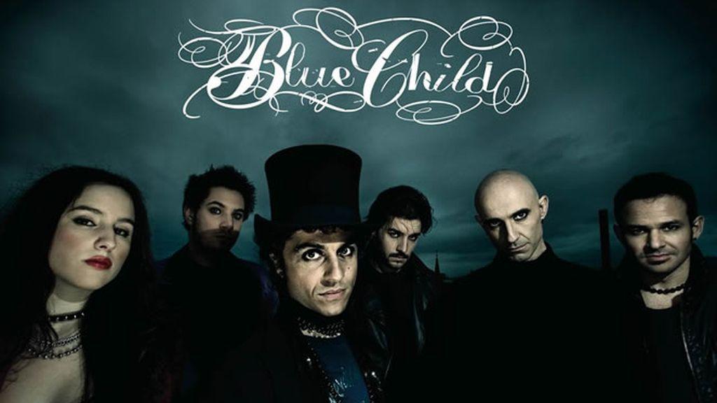 Puro Cuatro. Blue child Band