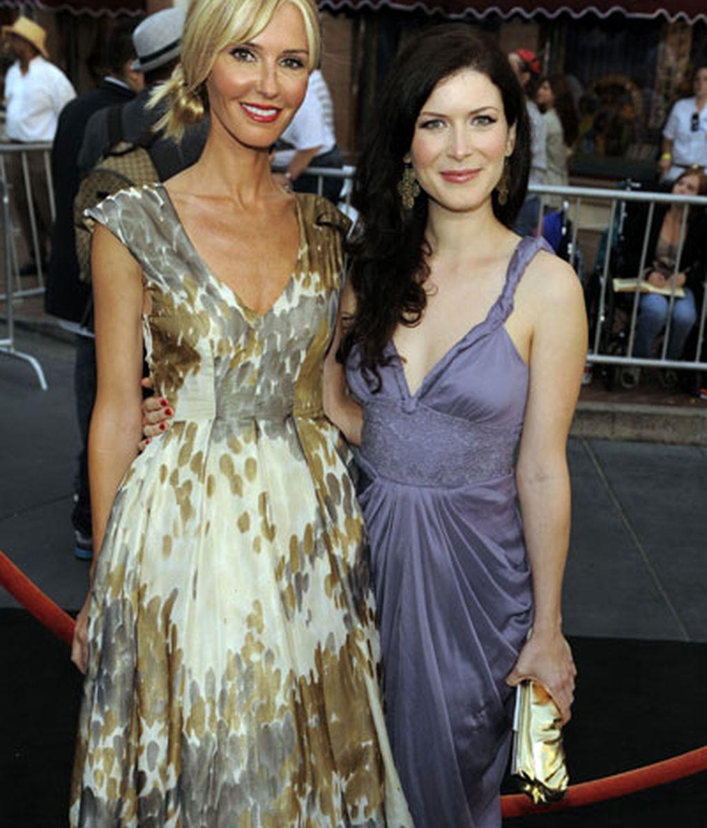 Vanessa Branch y Lauren Maher