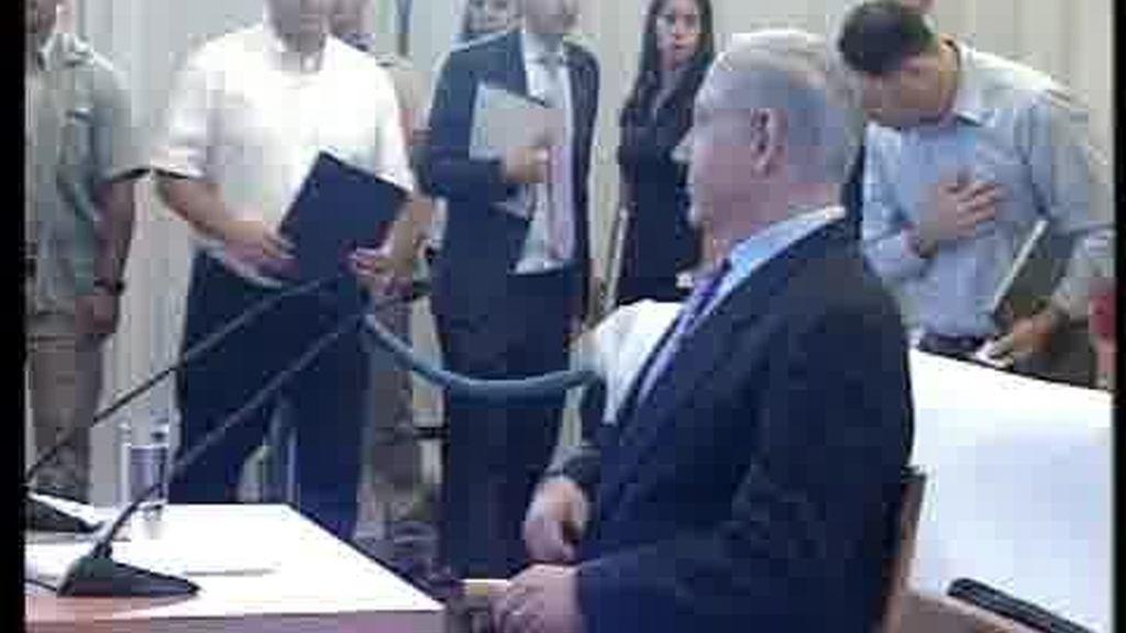 """Netanyahu defiende la legalidad del ataque a la """"Flotilla de la Libertad"""""""