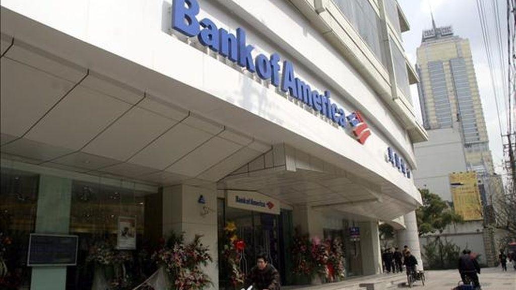 En un comunicado, Bank of America detalló que con ello quiere dejar atrás los reclamos que está teniendo que afrontar a causa de la deuda estructurada con préstamos hipotecarios poco fiables que Countrywide. EFE/Archivo
