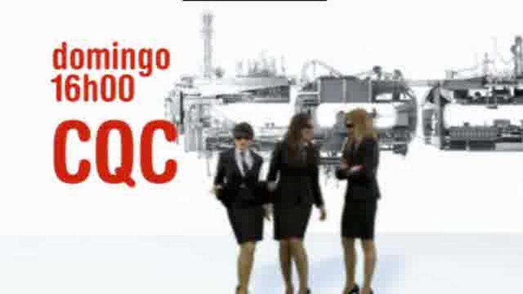 Promo CQC: Aquí no puede faltar de nada