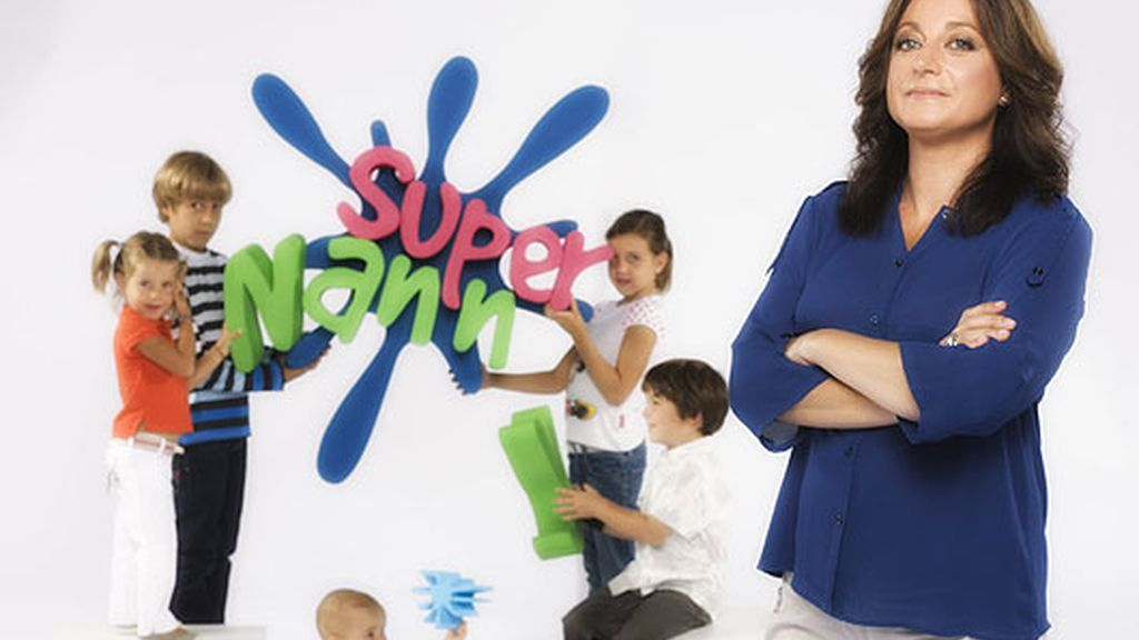 Vuelve 'Supernanny'