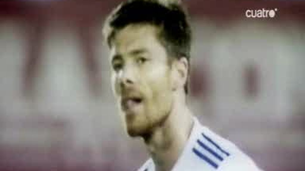 Xabi Alonso, insustituible
