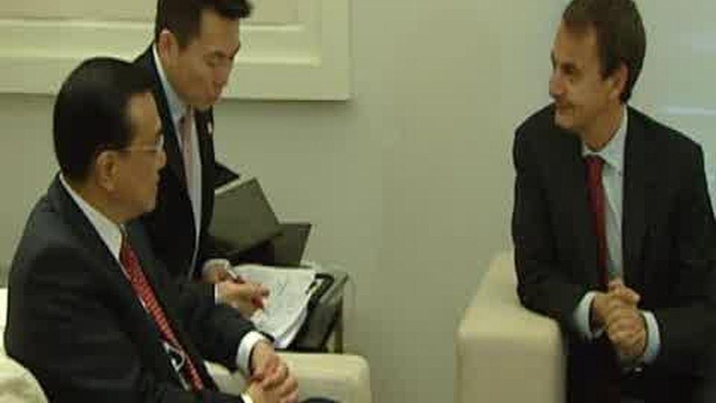 La delegación china trae bajo el brazo oportunidades de negocio
