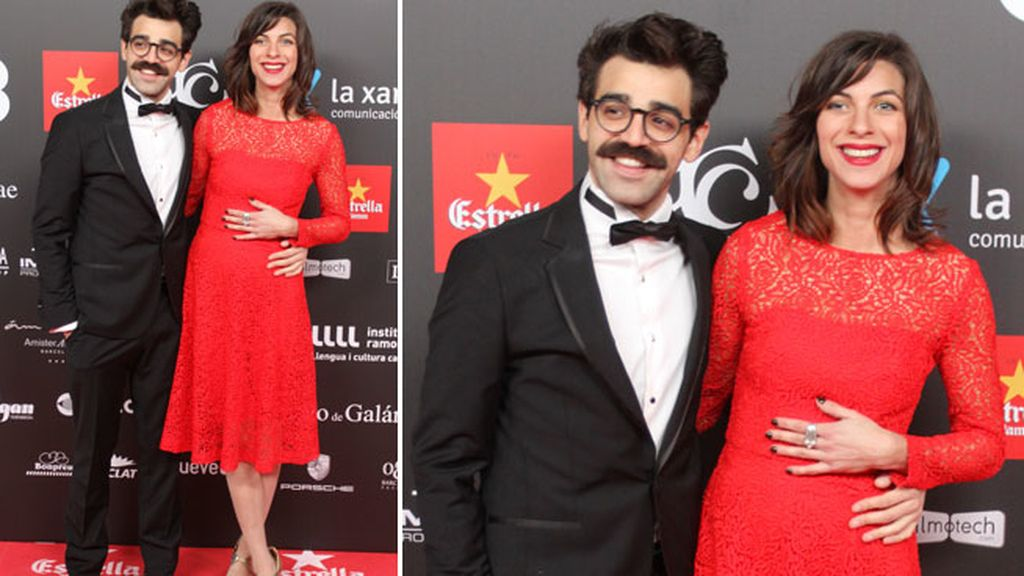 Natalia Tena, la ganadora al Gaudí como mejor actriz