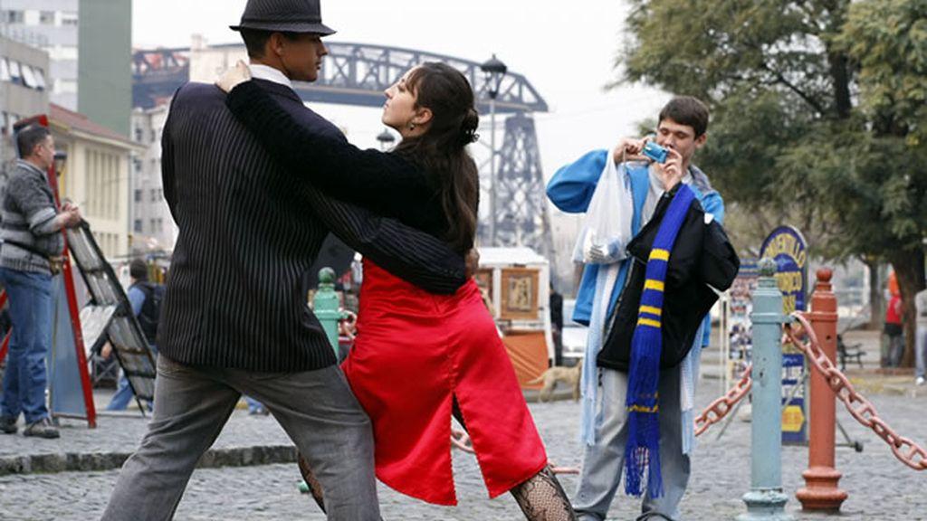 El tango, orgullo nacional de los argentinos