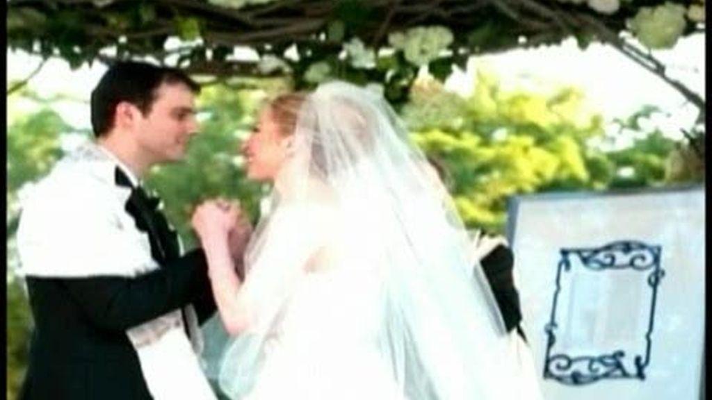 La gran boda de Chelsie Clinton