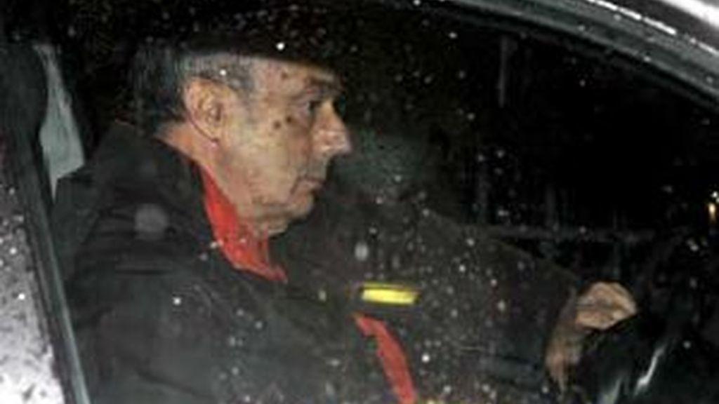 El padre de Eluana llega a la clínica donde su hija será desconectada. Foto: EFE