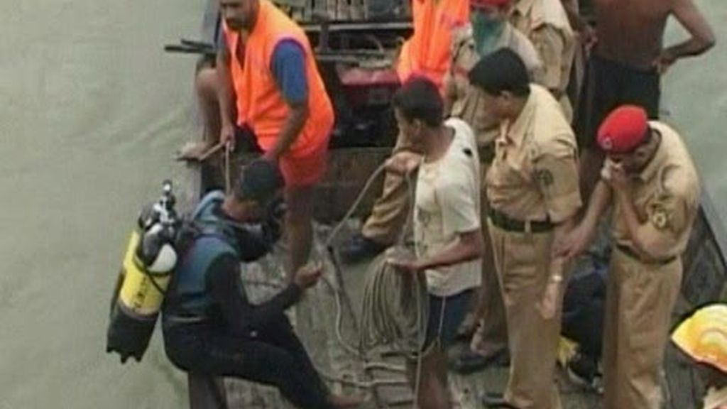 Accidente de autobús en Bangladesh