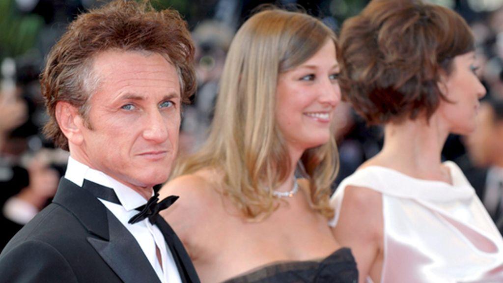 Penn, autoridad en Cannes