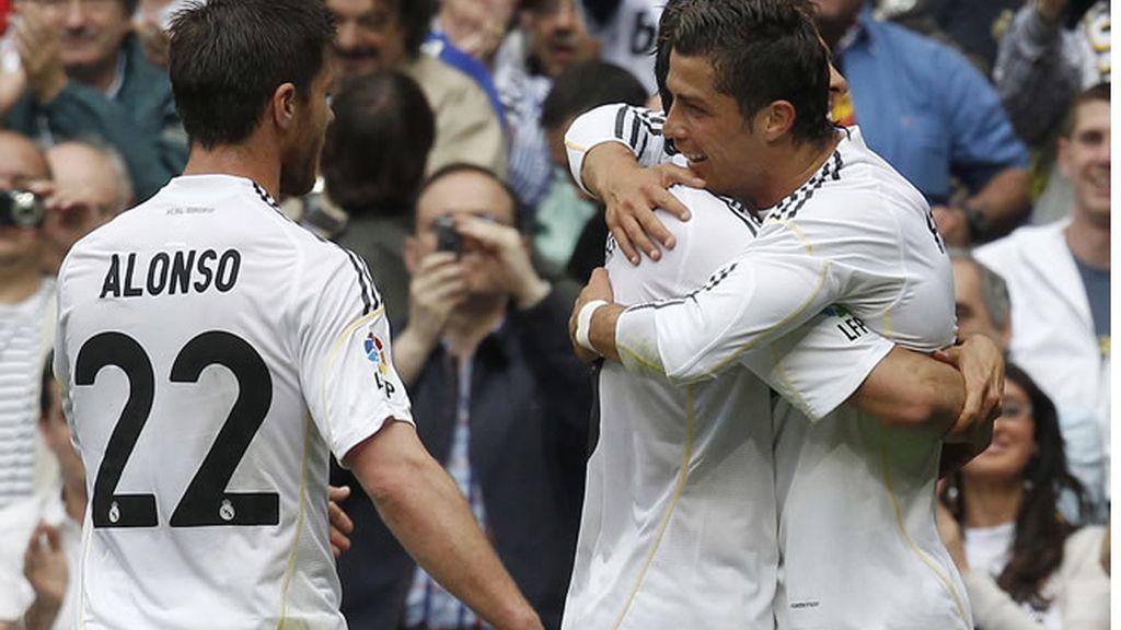 Cristiano Ronaldo hizo un partido para enmarcar