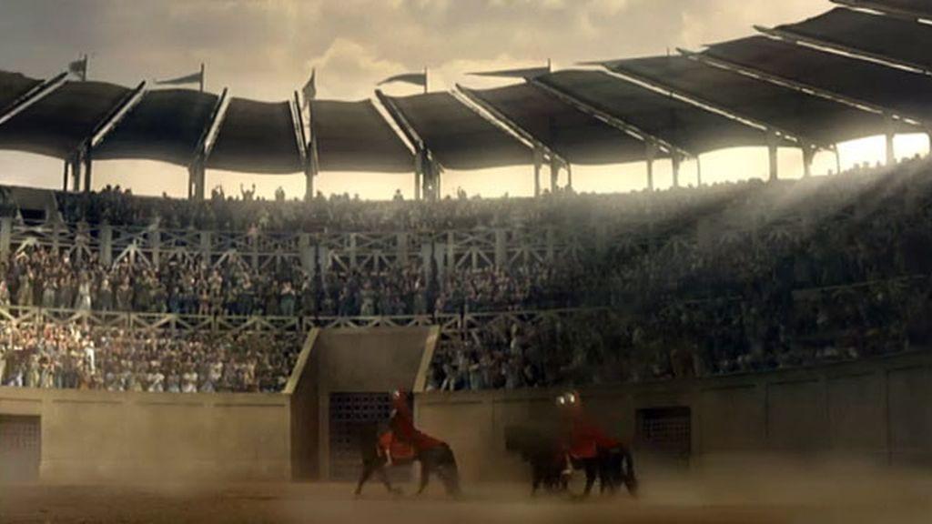 'Spartacus: Dioses de la arena' (T00xC06)