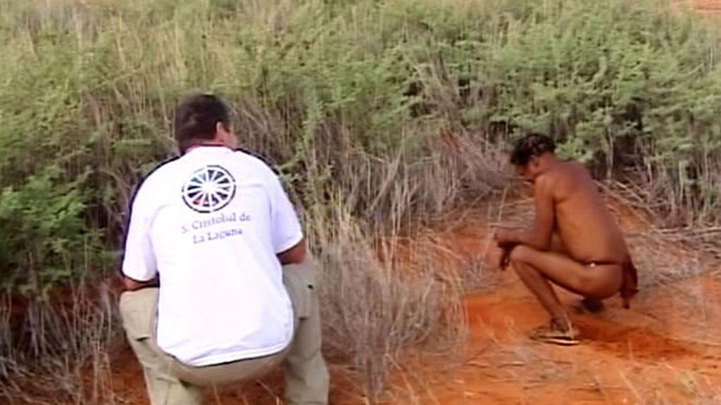 La visita al baño, el primer conflicto que viven las familias