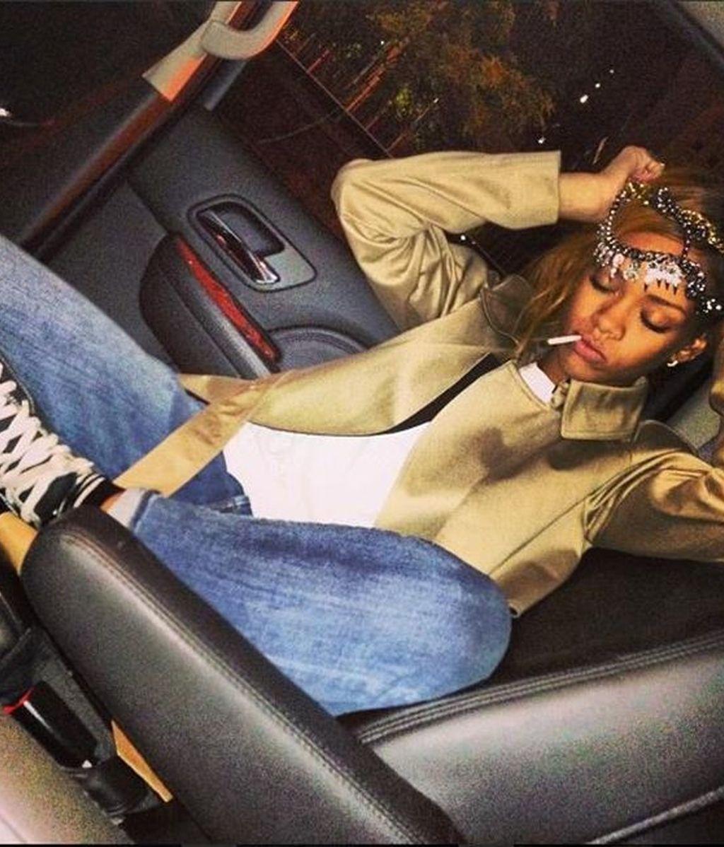Rihanna coche