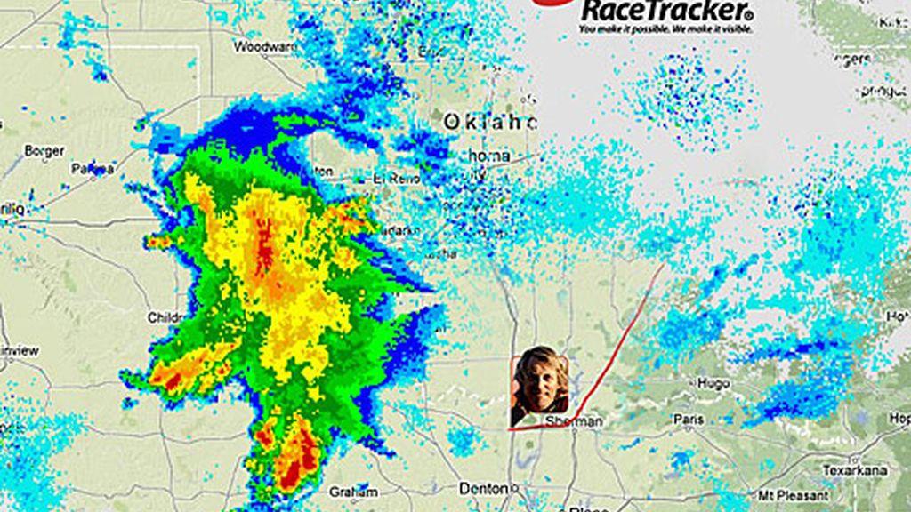 Calleja, en el corazón del tornado