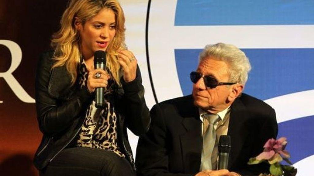 El padre de Shakira niega el supuesto embarazo de su hija