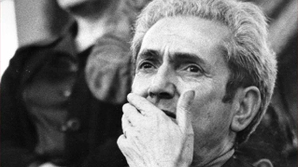 Muere Marcelino Camacho, histórico líder de Comisiones Obreras