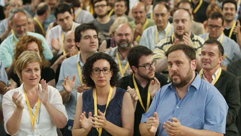 Junqueras. Foto: EFE