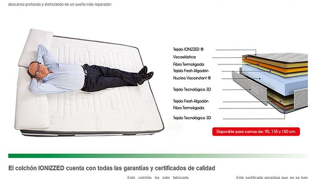 El Grupo Universia presenta el innovador colchón Visco Medical