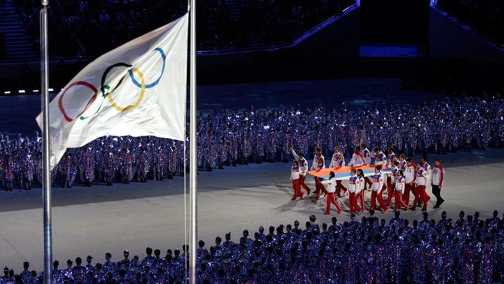 Adiós a los juegos olímpicos de invierno de Sochi
