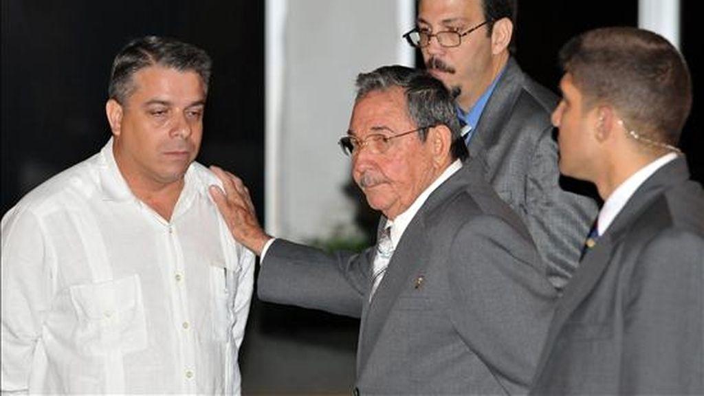 Castro remodela el Gobierno cubano. Vídeo: Informativos Telecinco.