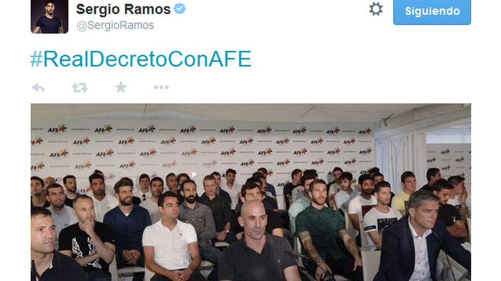 SERGIO RAMOS AFE