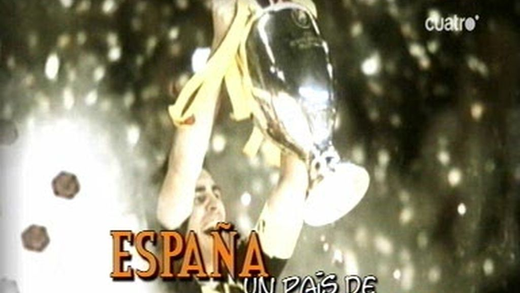 España, un país de campeones