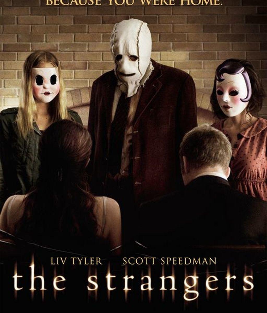 'Los extraños'
