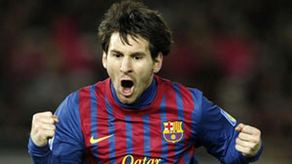 El argentino lo ha ganado todo con el Barcelona FOTO: REUTERS