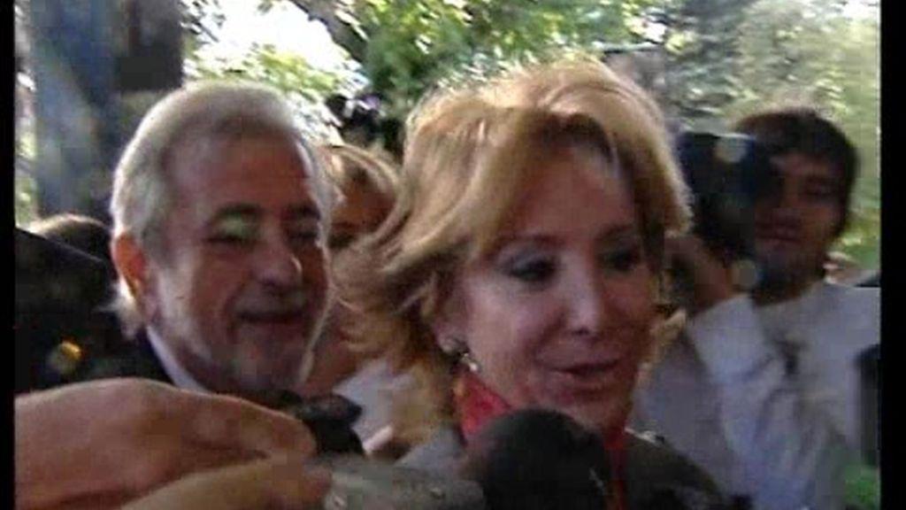 Una cenicienta llamada Esperanza Aguirre