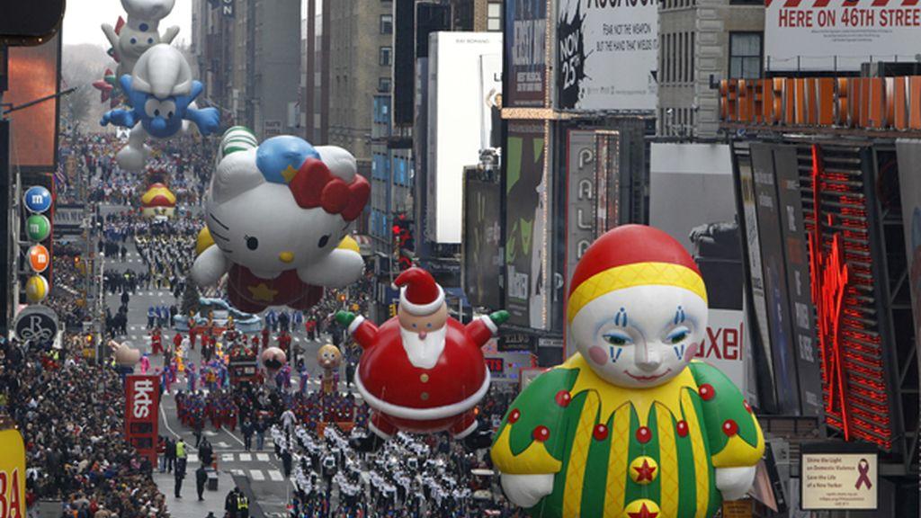 Estados Unidos celebra el 'Día de Acción de Gracias'