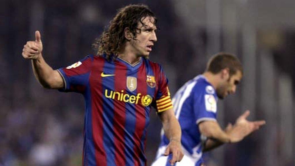Los pericos retienen al Barça