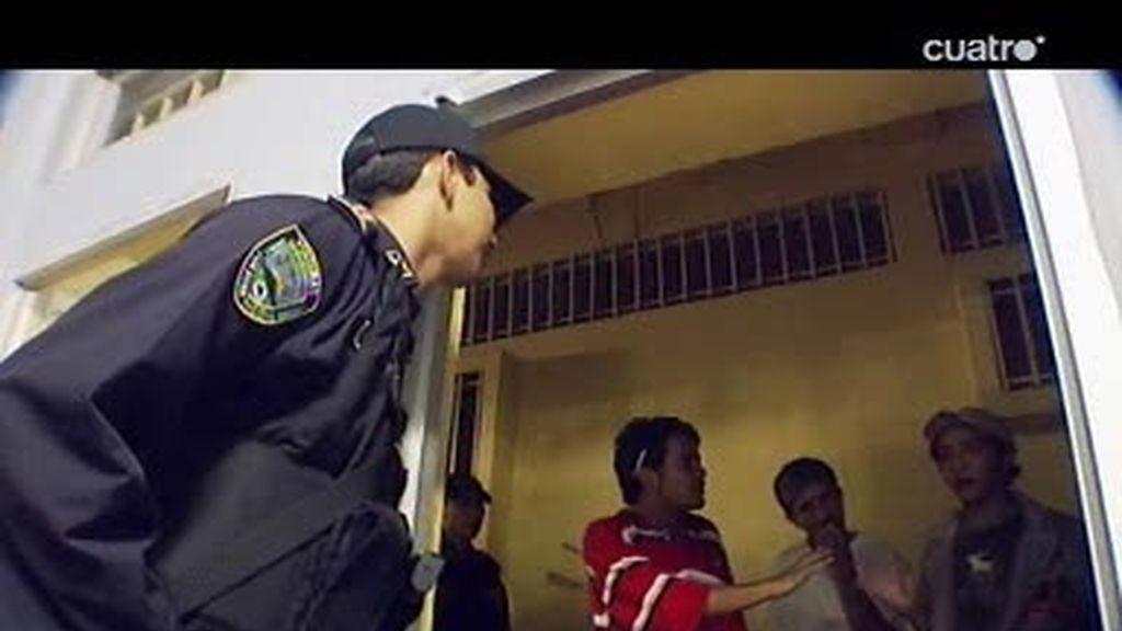 Honduras: Manual para un golpe de estado: Detenidos