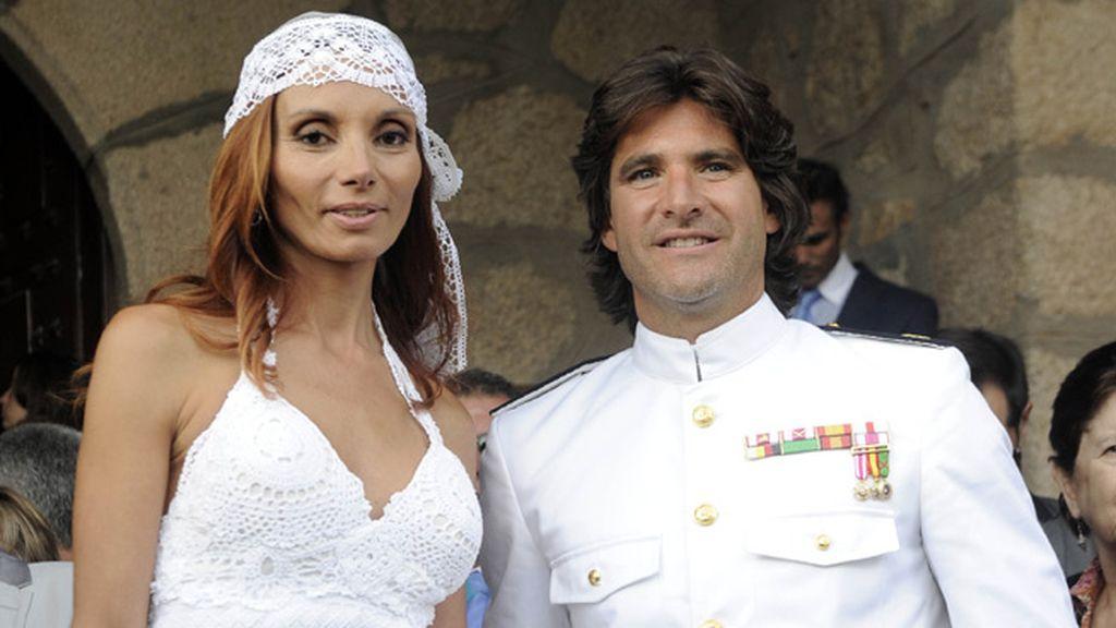 Toño Sanchís, un capitán de barco en la sierra madrileña