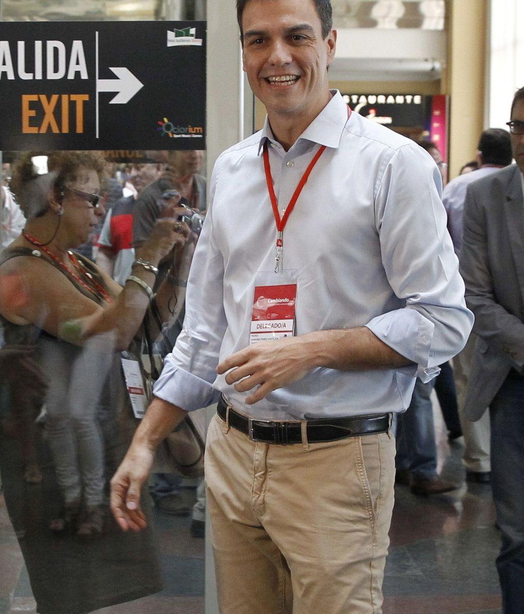 Pedro Sánchez. Foto:EFE
