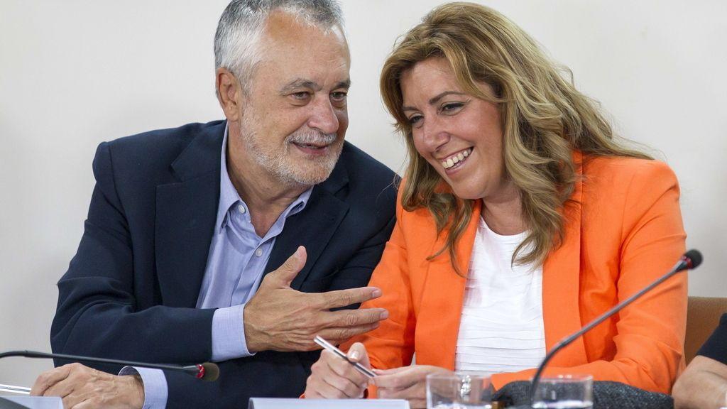 El nuevo Gobierno andaluz tomará posesión después de que Susana Díaz abra el curso escolar en Córdoba
