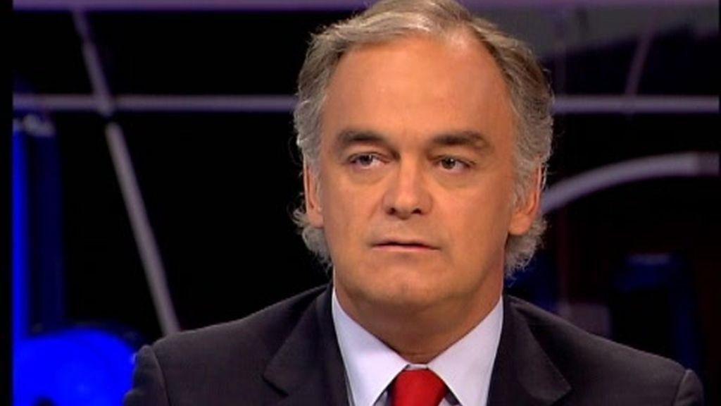Gabilondo entrevista a González Pons en 'Hoy'